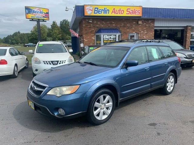 2008 Subaru Outback 2.5 i Limited L.L. Bean Edition