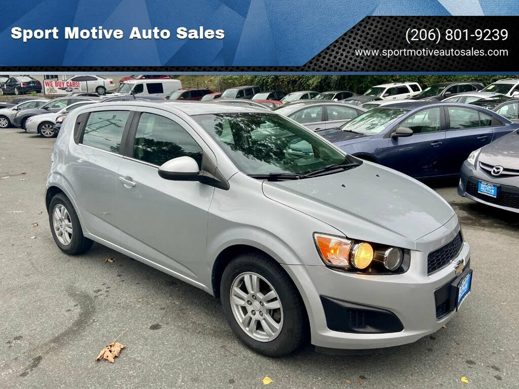used chevrolet sonic for sale in seattle wa cargurus used chevrolet sonic for sale in