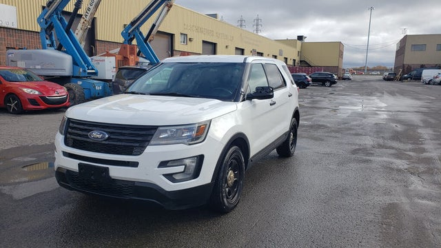 2017 Ford Explorer Police Interceptor AWD