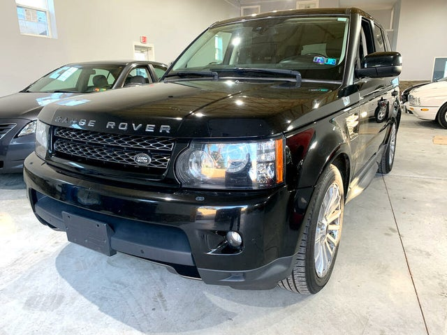 2013 Land Rover Range Rover Sport HSE GT Limited Edition
