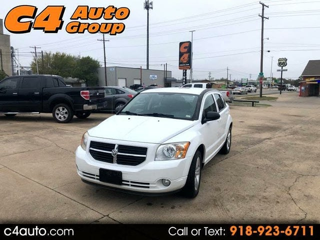 2012 Dodge Caliber SXT FWD