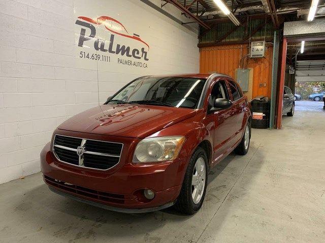 2009 Dodge Caliber SXT FWD