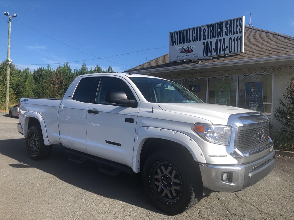 Used 2017 Toyota Tundra Trd Pro For Sale Online Cargurus