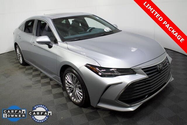 2020 Toyota Avalon Limited FWD