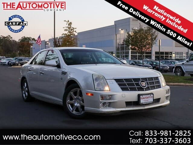 2011 Cadillac STS V6 Luxury AWD