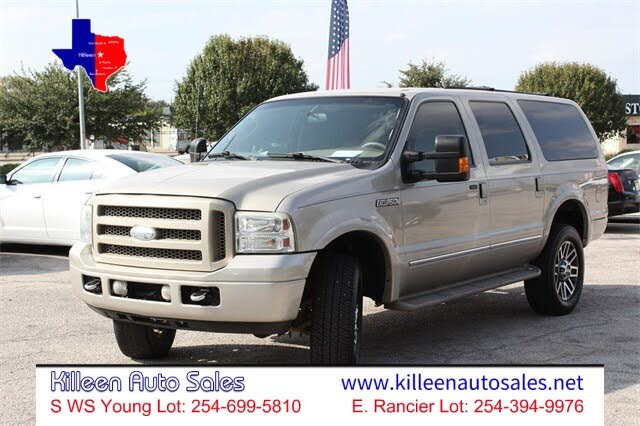 2004 Ford Excursion Limited 4WD
