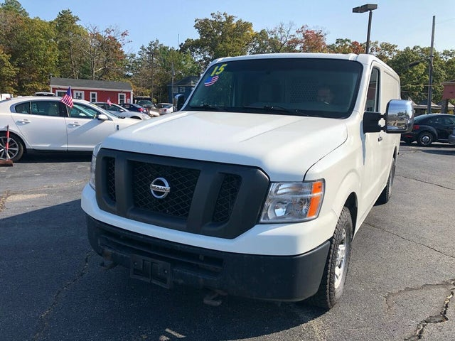 2015 Nissan NV Cargo 3500 HD SV with High Roof