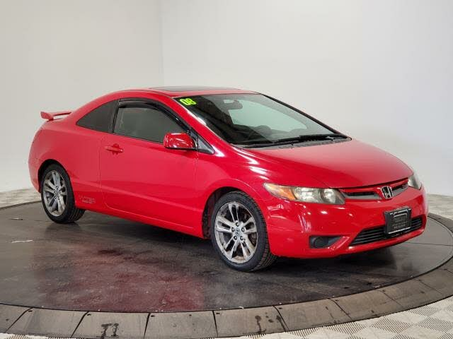 2008 Honda Civic Coupe Si