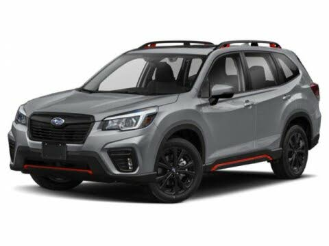 2021 Subaru Forester Sport Crossover AWD for Sale in ...
