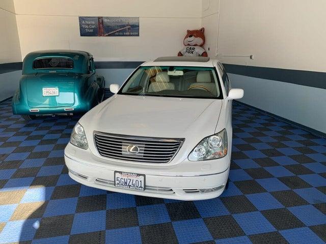 2004 Lexus LS 430 430 RWD