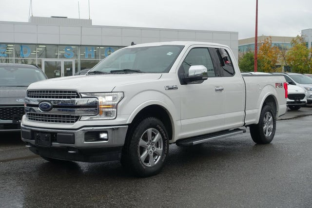 2019 Ford F-150 Lariat SuperCrew LB 4WD