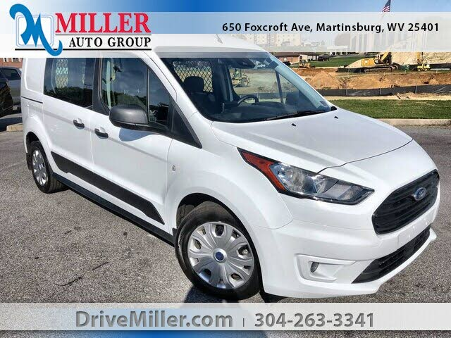 2019 Ford Transit Connect Cargo XLT LWB FWD with Rear Cargo Doors
