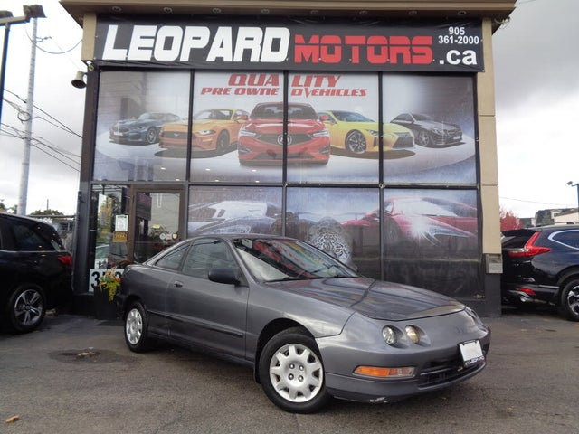 1994 Acura Integra RS Coupe FWD