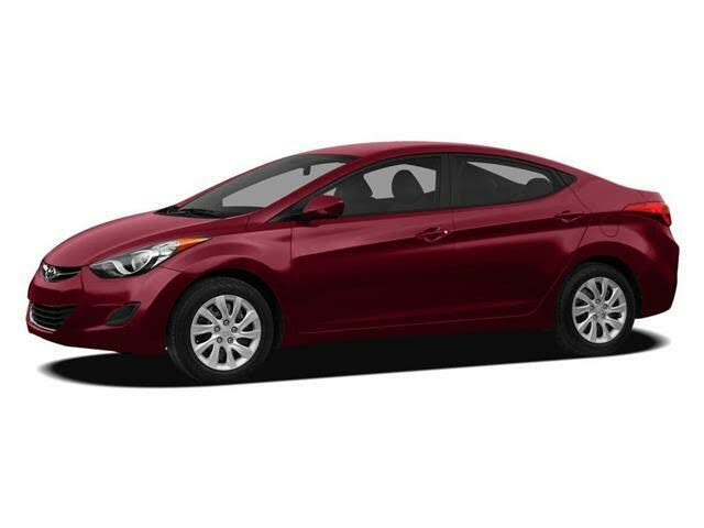2011 Hyundai Elantra Limited Sedan FWD