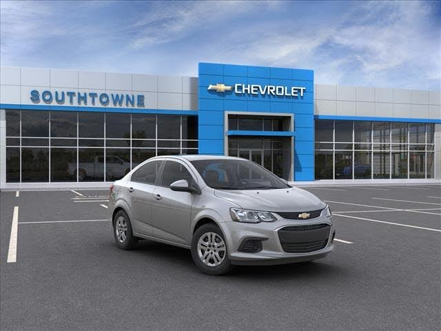 2020 Chevrolet Sonic LS Sedan FWD