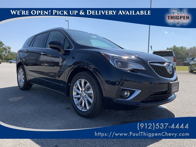 2020 Buick Envision Essence FWD
