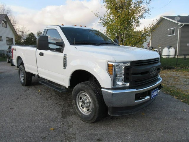 2018 Ford F-250 Super Duty XL LB 4WD