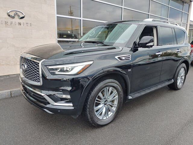 2021 infiniti qx80 for sale in syracuse, ny - cargurus