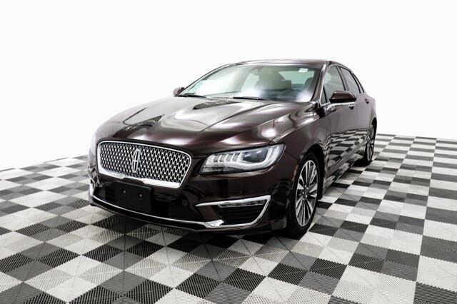 2019 Lincoln MKZ Hybrid Reserve II FWD