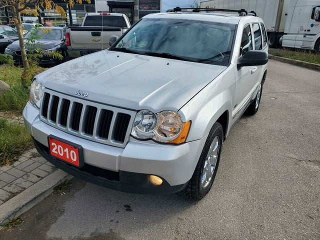 2010 Jeep Grand Cherokee North Edition 4WD