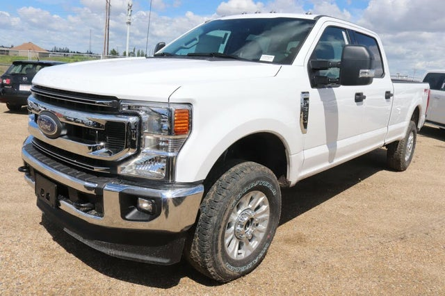 2020 Ford F-350 Super Duty XL Crew Cab 4WD