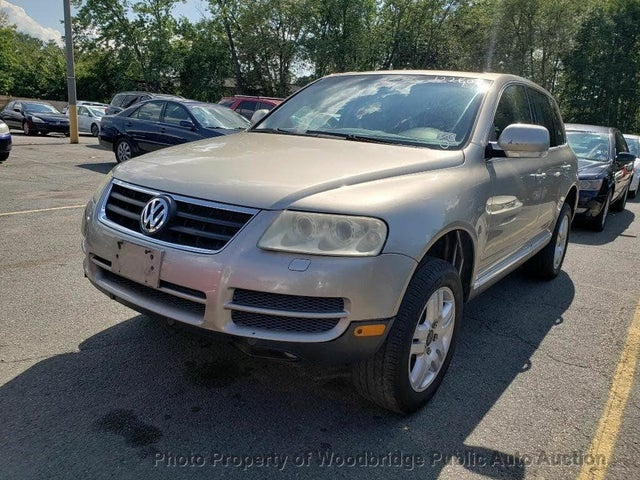 used 2004 volkswagen touareg v8 for sale right now cargurus used 2004 volkswagen touareg v8 for