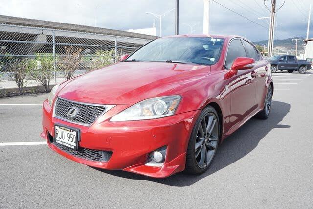 2011 Lexus IS 250 RWD