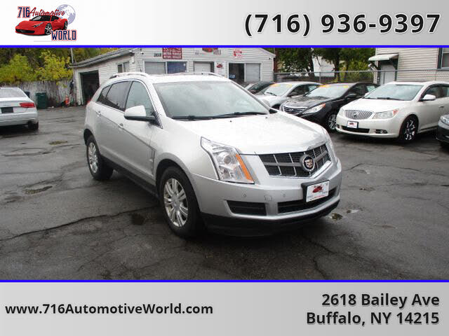 2012 Cadillac SRX Luxury AWD