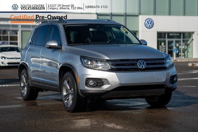 2017 Volkswagen Tiguan Highline 4Motion AWD