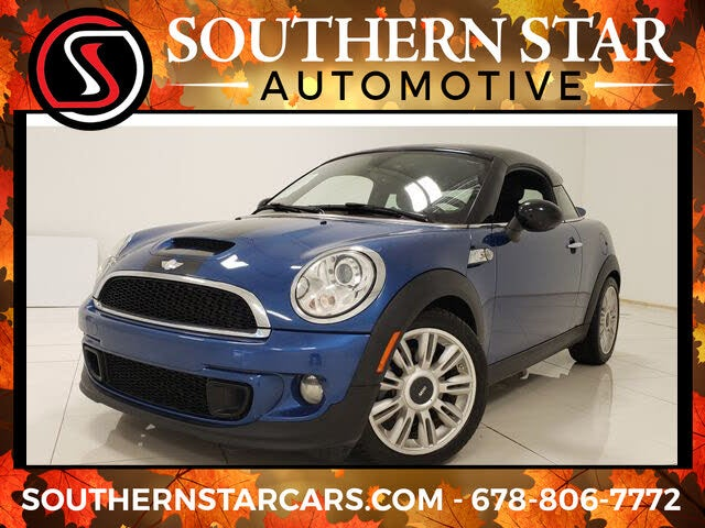 2012 MINI Cooper Coupe S FWD