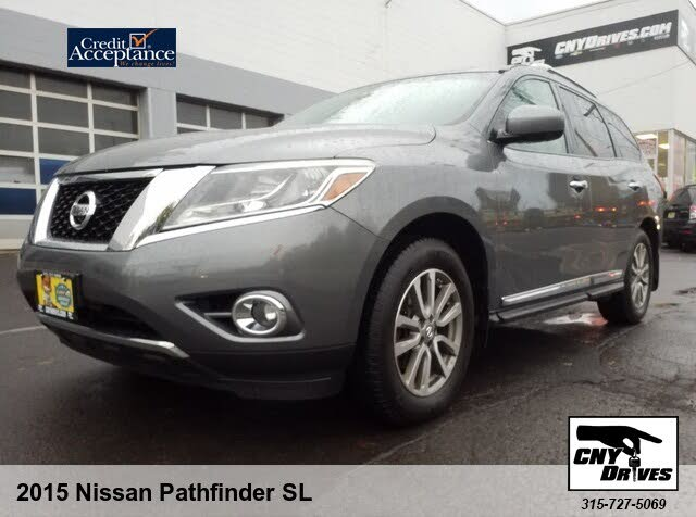 used 2015 nissan pathfinder sl 4wd for sale right now cargurus used 2015 nissan pathfinder sl 4wd for