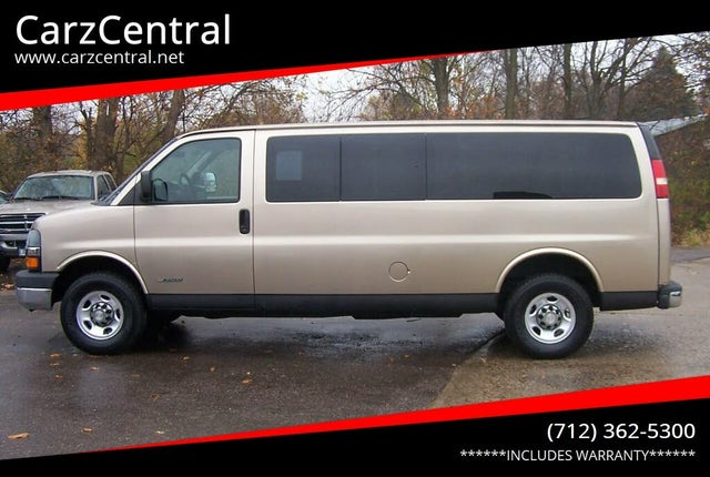 2005 Chevrolet Express 3500 LS Extended RWD