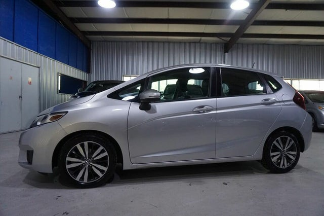 2015 Honda Fit EX-L with Navi