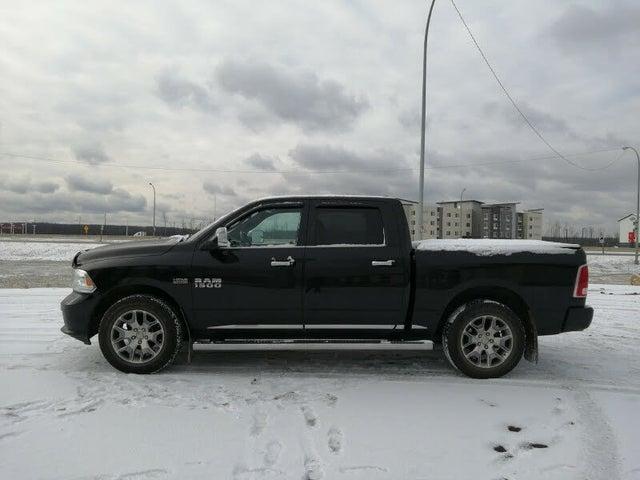 2017 RAM 1500 Laramie Limited Crew Cab 4WD