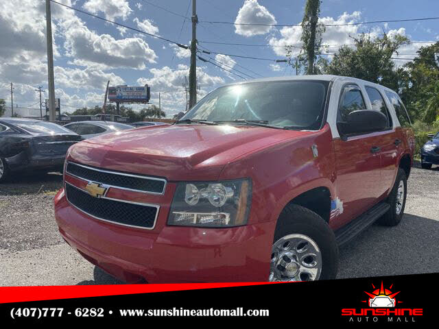 2009 Chevrolet Tahoe Special Service 4WD