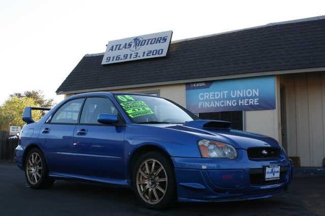 View Used 2004 Subaru Wrx Sti For Sale