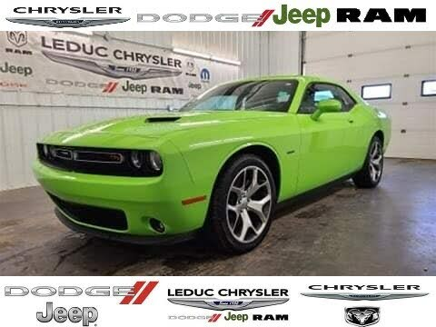 2015 Dodge Challenger R/T Plus RWD
