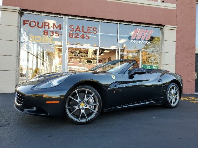 Used 2011 Ferrari California For Sale Right Now Cargurus