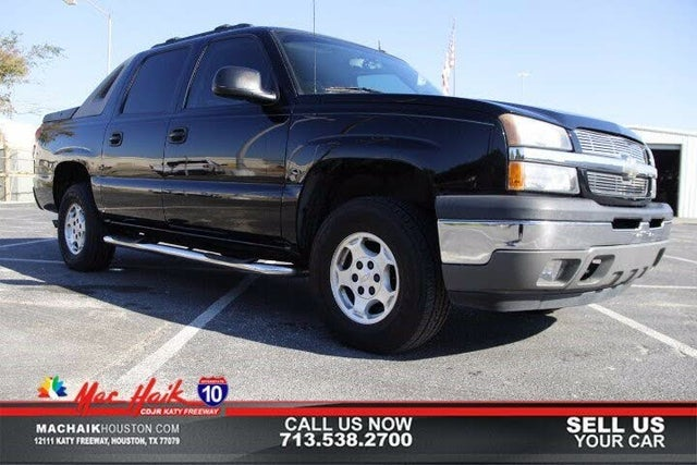 2005 Chevrolet Avalanche 1500 LS RWD