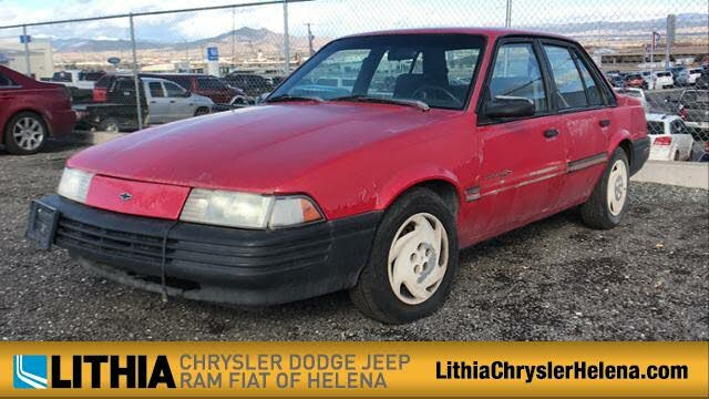 used 1992 chevrolet cavalier for sale right now cargurus 1992