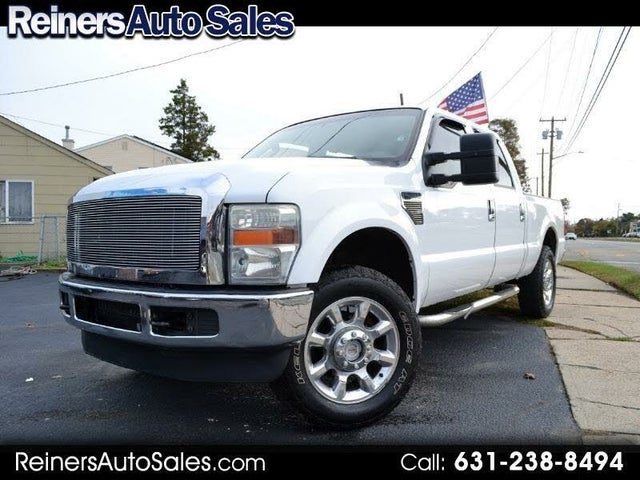 2008 Ford F-250 Super Duty XL Crew Cab LB 4WD