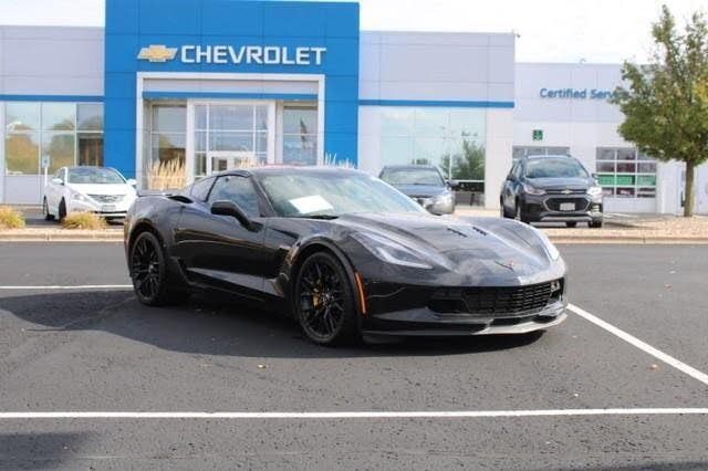 2015 Chevrolet Corvette Z06 1LZ Coupe RWD