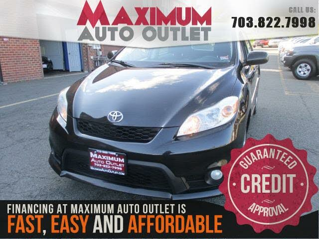 2011 Toyota Matrix S FWD