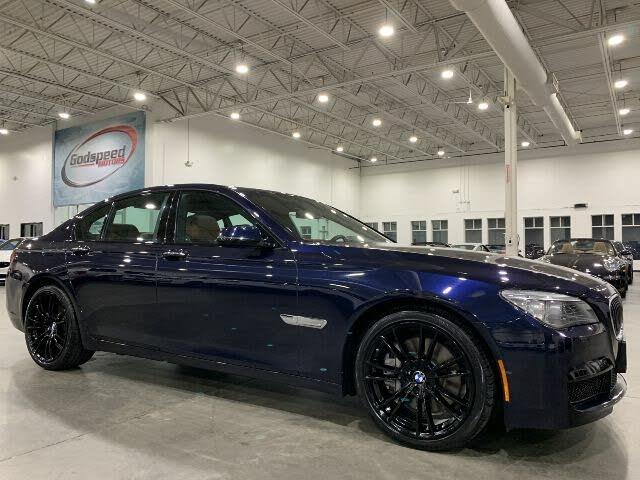 2014 BMW 7 Series 750i xDrive AWD