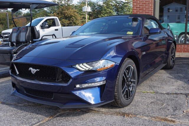 2020 Ford Mustang GT Premium Convertible RWD for Sale in Maine - CarGurus