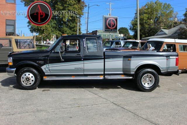 1994 Ford F-350 2 Dr XLT Extended Cab LB
