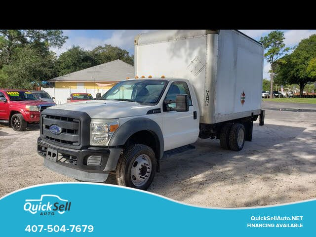 2015 Ford F-450 Super Duty Chassis