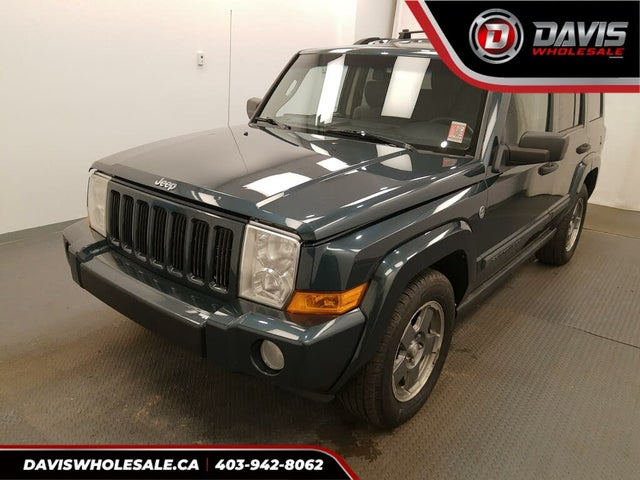 2006 Jeep Commander Base 4WD