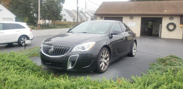 2014 Buick Regal GS Sedan AWD