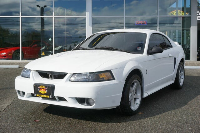 1999 Ford Mustang SVT Cobra Coupe